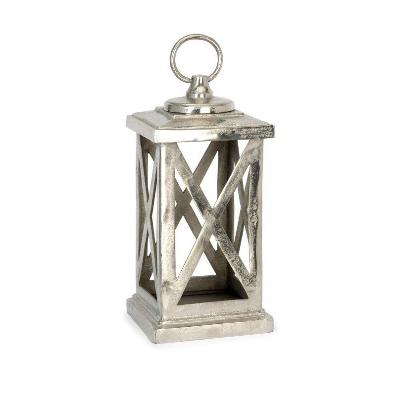 IMAX Keira Small Aluminum Lantern (84207)