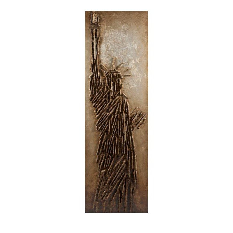 IMAX Lady Liberty Dimensional Art (26502)