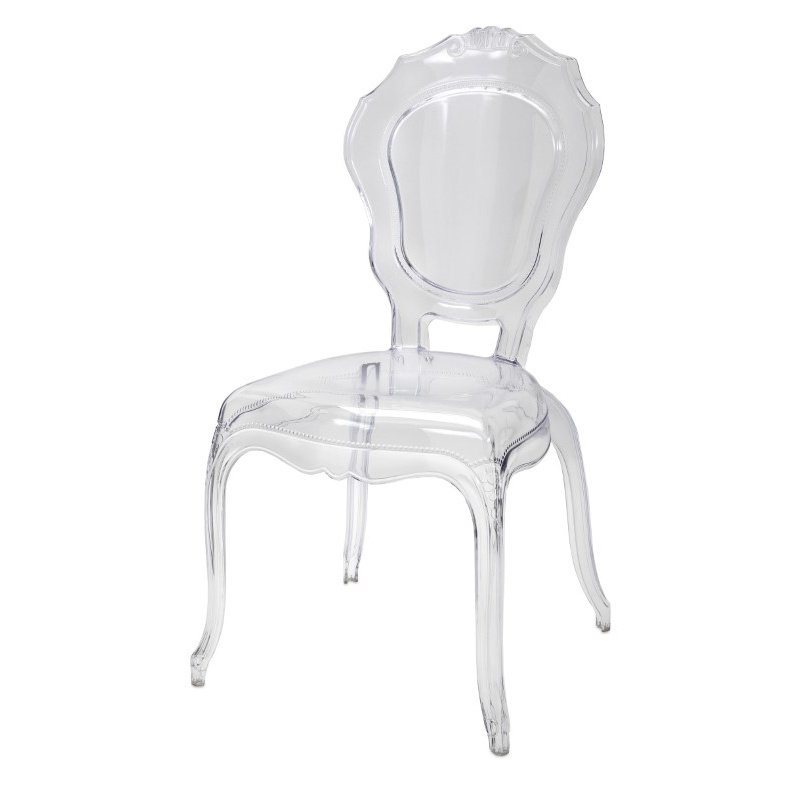 IMAX Loxley Transparent Side Chair (89529)