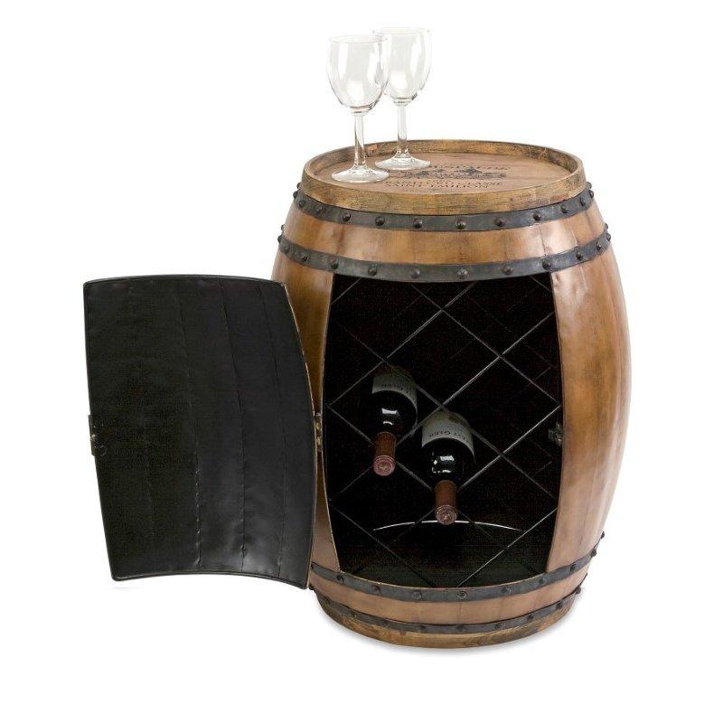 IMAX Napa Barrel Table (74211)