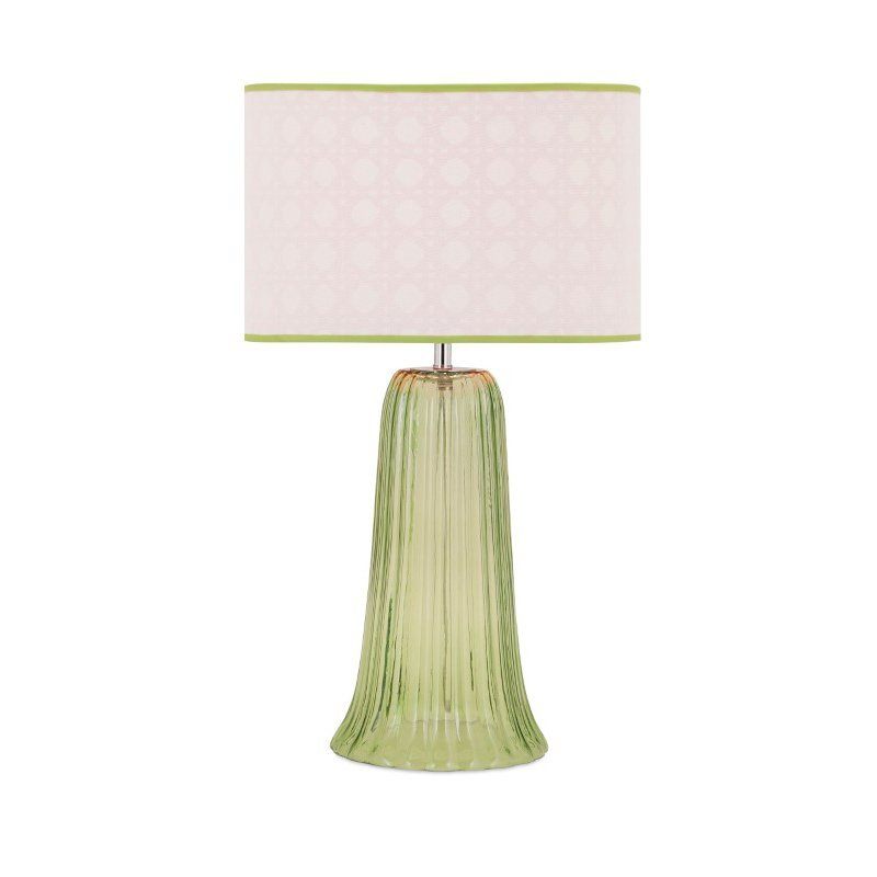 IMAX Palm Beach Glass Lamp (86629)