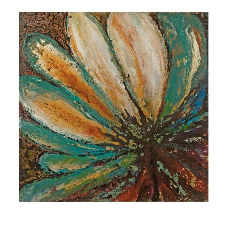 IMAX Petals of Energy Oil Painting (70326)