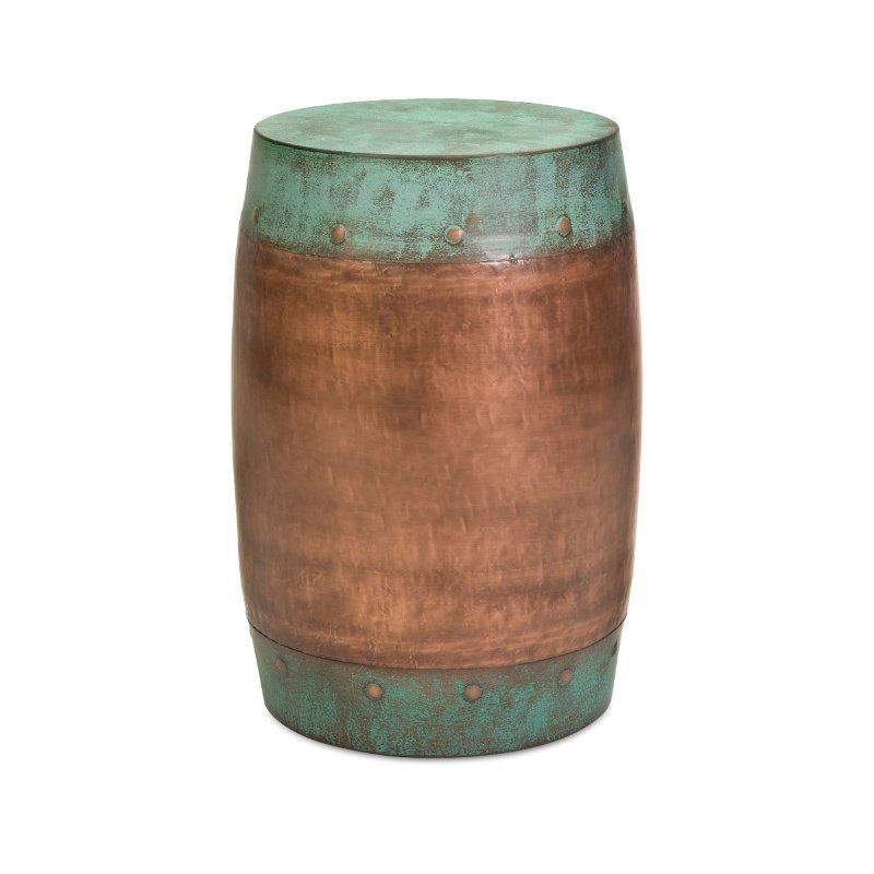 IMAX Rania Copper Plated Stool (44195)