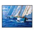 IMAX Sail Away Framed Oil Painting (76301)