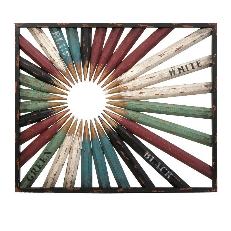 IMAX School Days Pencil Art (74162)