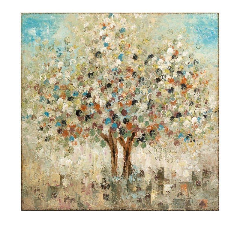 IMAX Seasons Handpainted Oil Canvas (10430)