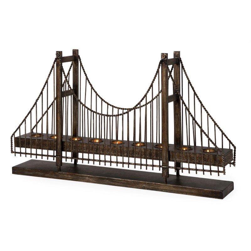 IMAX Suspension Bridge Candleholder (12366)