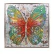 IMAX Tenley Butterfly Framed Oil Painting (76258)