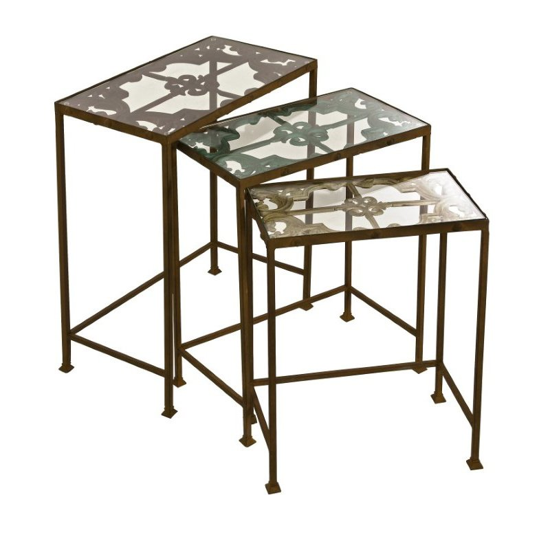 IMAX Torry Nested Tables - Set of 3 (74045-3)