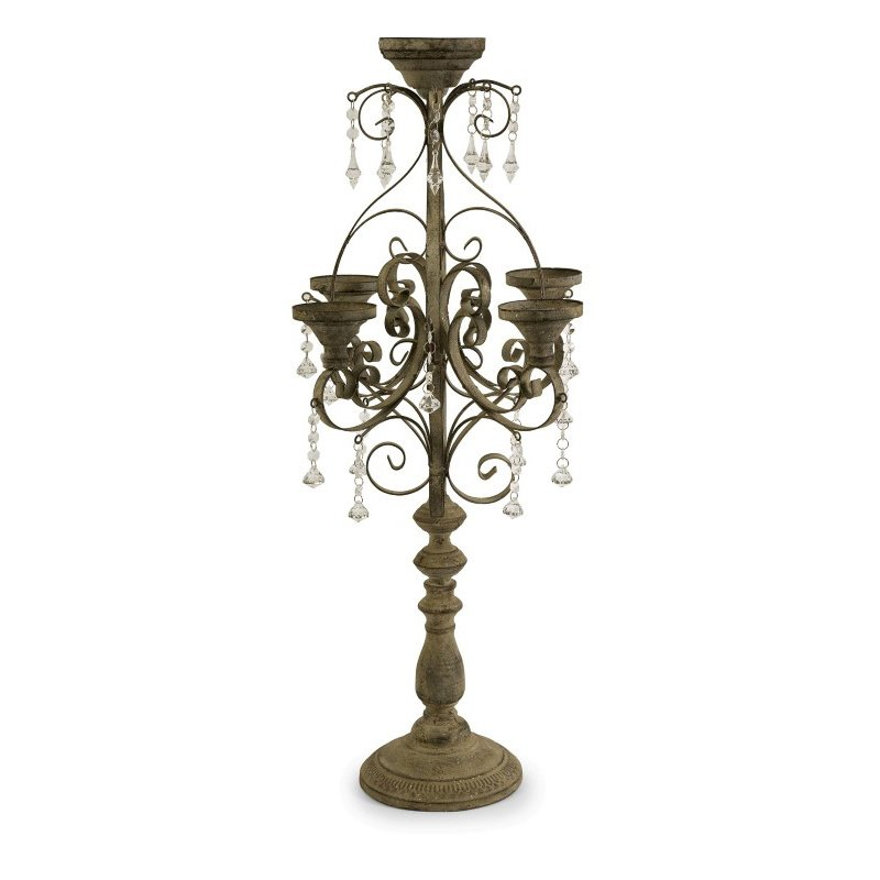 IMAX Tracy Candle Chandelier Tabletop (68032)