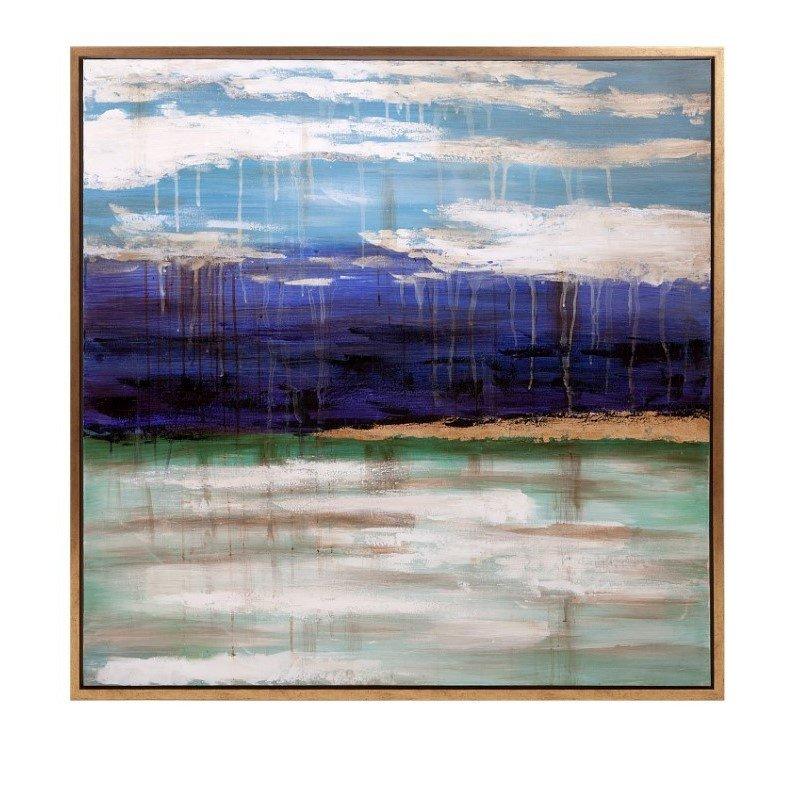 IMAX Transcendence Framed Oil Painting (76263)