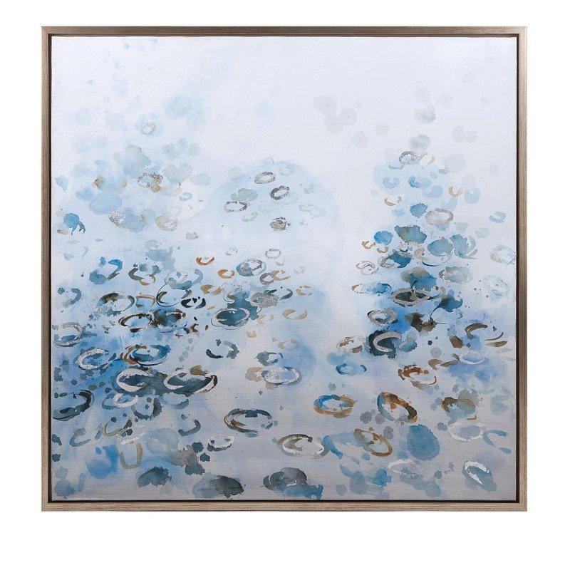 IMAX Wanderer Framed Oil Painting (76276)
