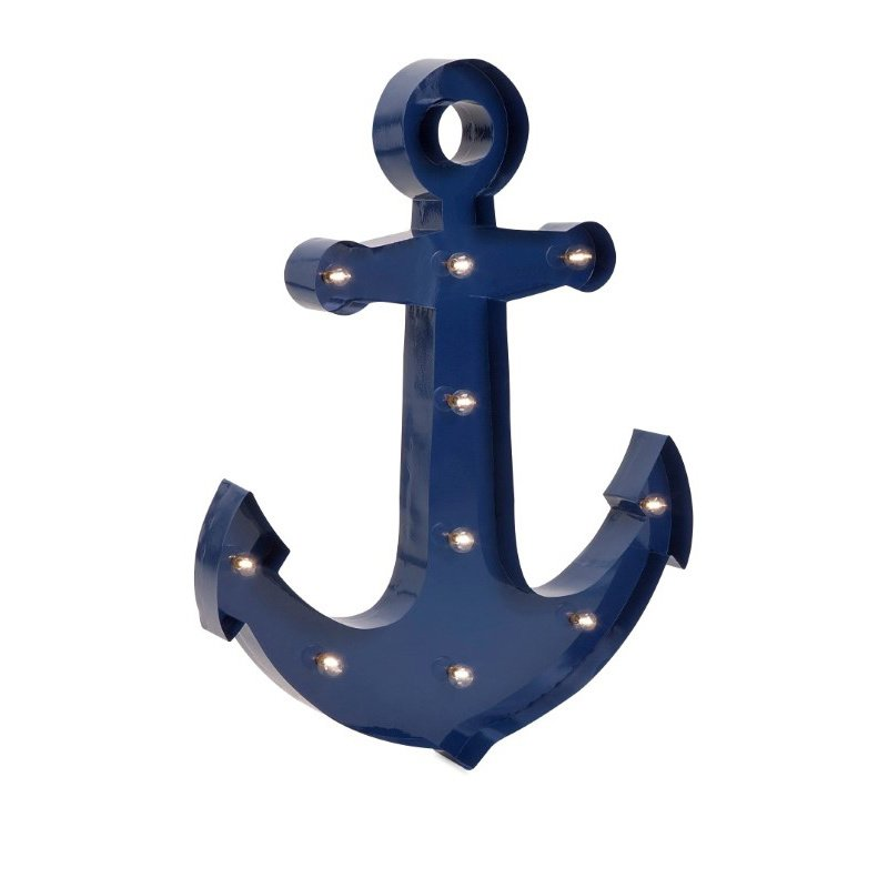 IMAX Wilson Lighted Anchor (65330)