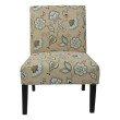 INSPIRED by Bassett Delano Desk Chair in Avignon Mist