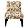 INSPIRED by Bassett Delano Desk Chair in Avignon Orange