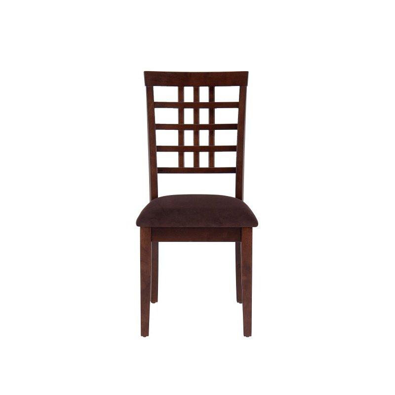 Jofran Caleb Weaveback Dining Chair (Set of 2)