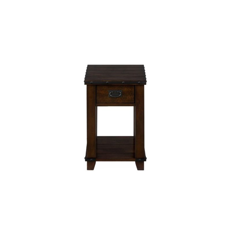 Jofran Cassidy Chairside Table