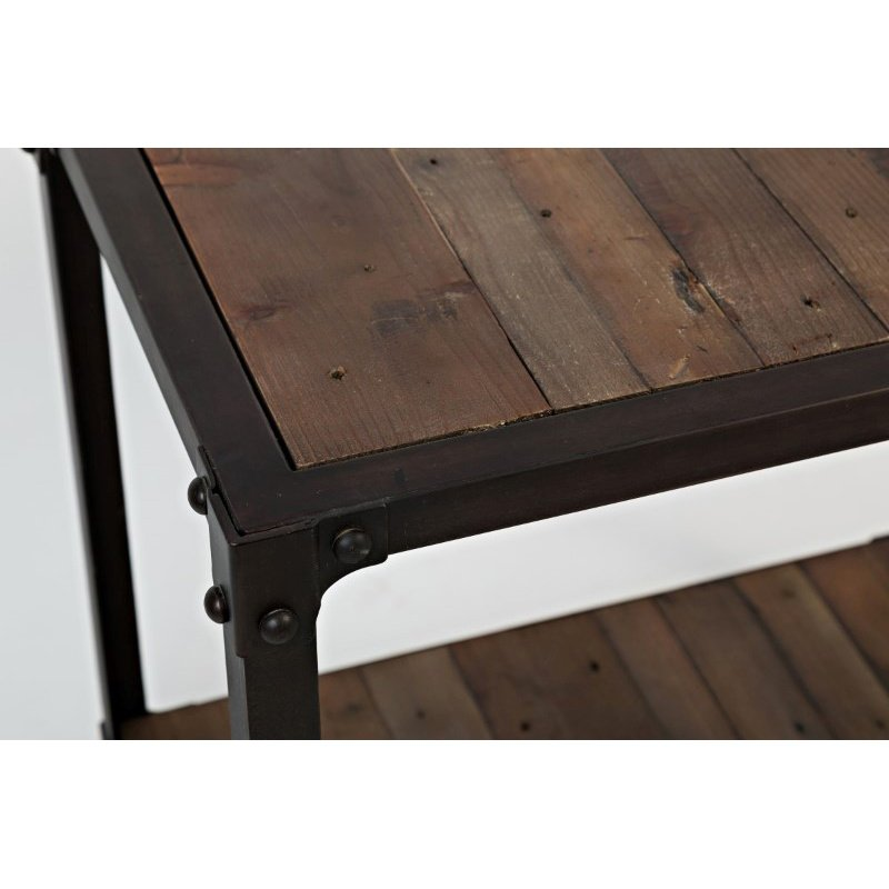 Jofran Franklin Forge Chairside Table