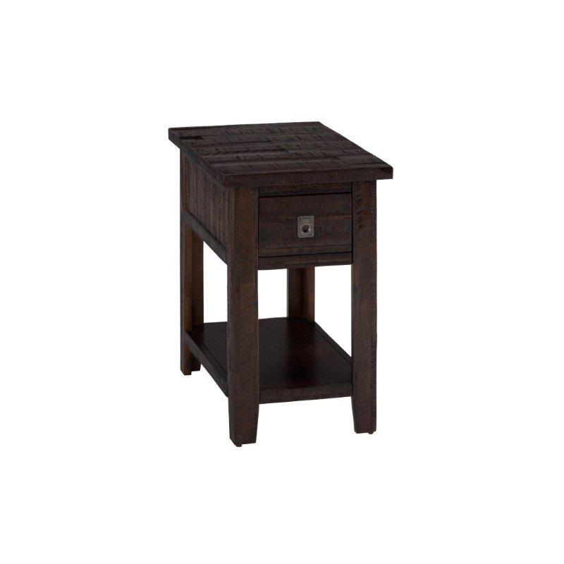 Jofran Kona Gove Chairside Table