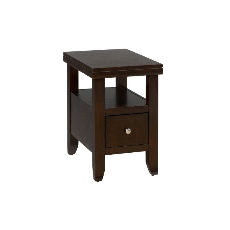 Jofran Marlon Chairside Table
