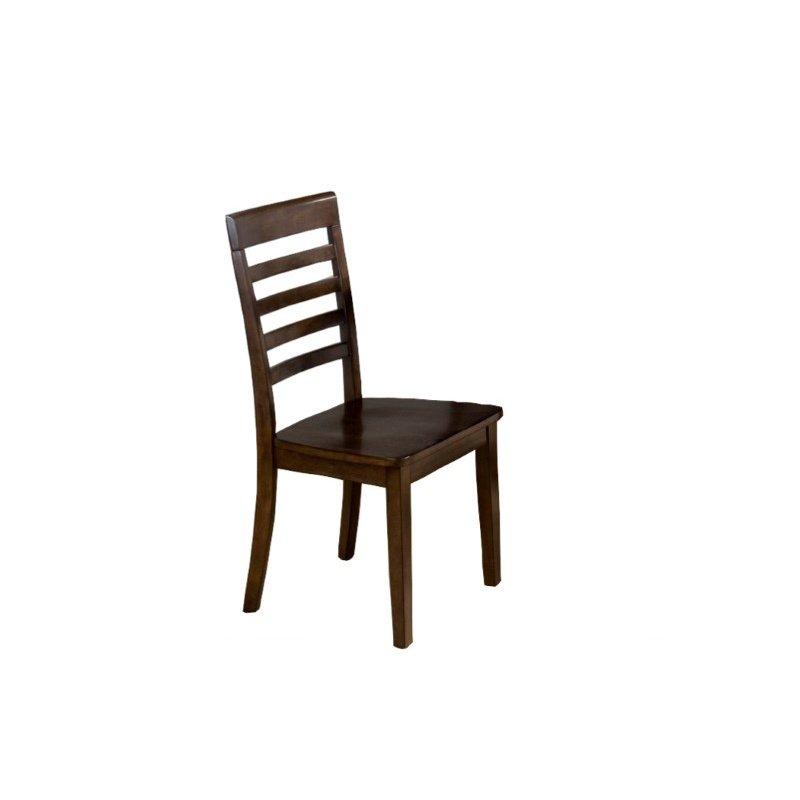 Jofran Richmond Cherry Slat Back Dining Chair (Set of 2)