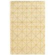 Linon Aspire Collection AE08 Rug 8' x 11' Ivory and Grey Rectangle