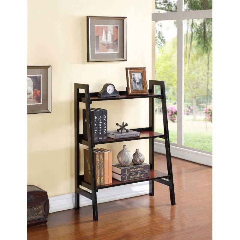 Linon Camden Three Shelf Bookcase
