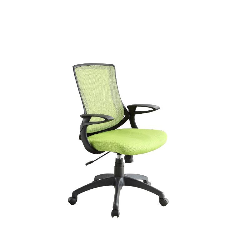 Linon Carlyle Lime Office Chair