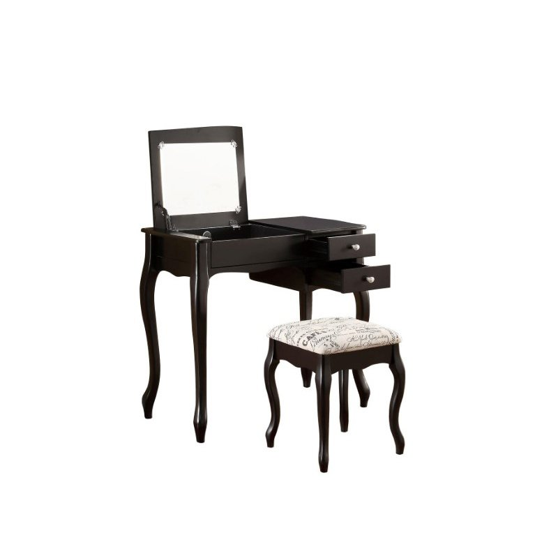 Linon Priscilla Vanity Set