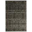 "Linon Prisma Collection PA05 Rug 8' x 10' 4"" Charcoal and White Rectangle"