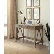 Linon Titian Rustic Gray Desk