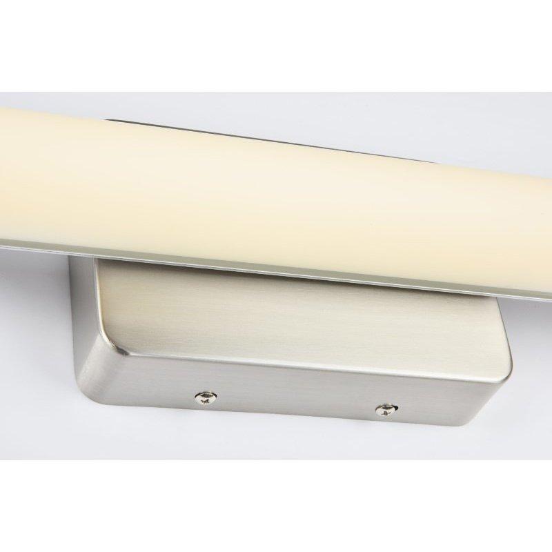 Living District LED Vanity wall sconce 24 watts 3000K 1880 lumens Brushed Nickel (LDVL5036)