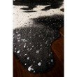 """Loloi II Bryce BZ-01 3' 10"""" x 5' Rectangle Rug in Black and Silver (BRYCBZ-01BLSI3A50)"""
