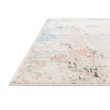 """Loloi II Alchemy ALC-03 Power Loomed 3' 4"""" x 5' 7"""" Rectangle Rug in Ivory and Multi (ALCHALC-03IVML3457)"""
