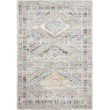 """Loloi II Dante DN-01 Transitional Power Loomed 9' 6"""" x 13' 3"""" Rectangle Rug in Ivory and Multi (DANTDN-01IVML96D3)"""