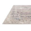 """Loloi II Dante DN-02 Transitional Power Loomed 5' 3"""" x 7' 2"""" Rectangle Rug in Beige and Multi (DANTDN-02BEML5372)"""