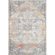 """Loloi II Dante DN-06 Transitional Power Loomed 9' 6"""" x 13' 3"""" Rectangle Rug in Natural and Sunrise (DANTDN-06NASR96D3)"""
