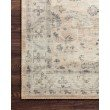 """Loloi II Hathaway HTH-06 Traditional Power Loomed 7' 6"""" x 9' 6"""" Rectangle Rug in Rust and Multi (HATHHTH-06RUML7696)"""