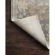 Loloi II Isadora ISA-05 Transitional Power Loomed 8' x 10' Rectangle Rug in Silver (ISADISA-05SISI80A0)