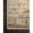 Loloi II Isadora ISA-06 Transitional Power Loomed 8' x 10' Rectangle Rug in Wheat (ISADISA-06WTWT80A0)