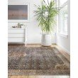"Loloi II Layla LAY-09 2' 6"" x 9' 6"" Runner Rug in Cobalt Blue and Spice (LAYLLAY-09CUSQ2696)"