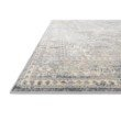"""Loloi II Lucia LUC-01 Transitional Power Loomed 2' 8"""" x 10' Runner Rug in Grey and Sunset (LCIALUC-01GYSS28A0)"""