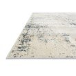 """Loloi II Lucia LUC-06 Transitional Power Loomed 7' 9"""" x 10' 6"""" Rectangle Rug in Granite (LCIALUC-06GN0079A6)"""