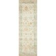 """Loloi II Rosette ROS-01 Traditional Power Loomed 2' 2"""" x 3' 8"""" Rectangle Rug in Beige and Multi (ROSTROS-01BEML2238)"""