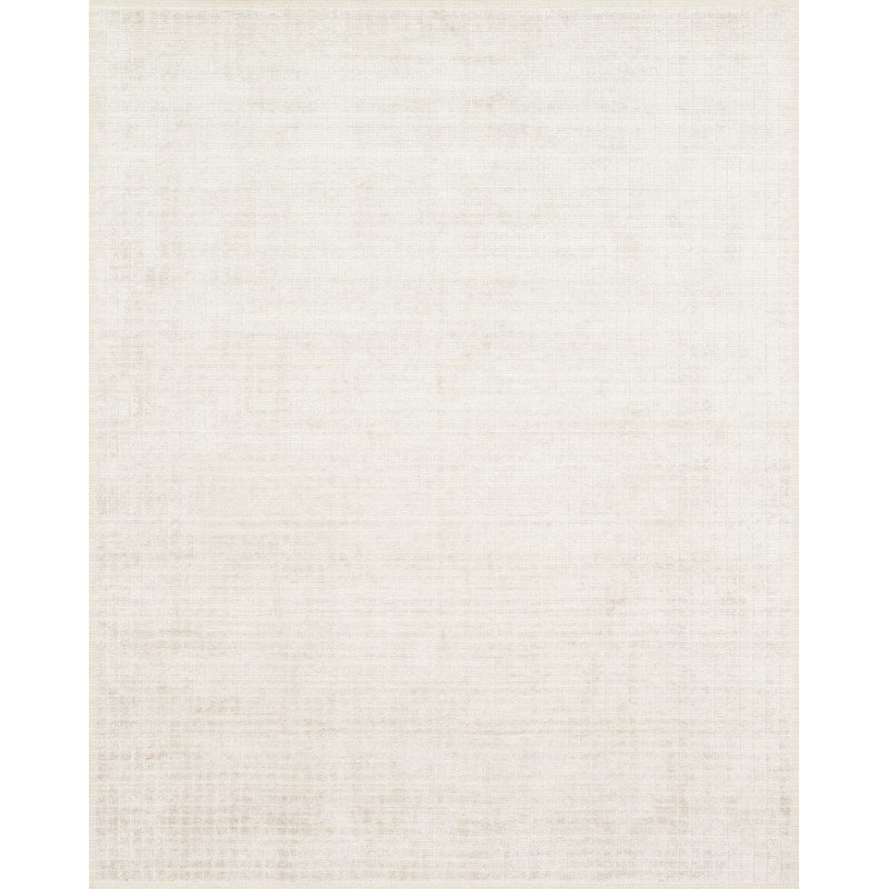 Loloi Beverly BEV-01 Contemporary Hand Loomed 4' x 6' Rectangle Rug in Natural (BEVEBEV-01NA004060)