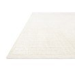 """Loloi Beverly BEV-01 Contemporary Hand Loomed 7' 9"""" x 9' 9"""" Rectangle Rug in Ivory (BEVEBEV-01IV007999)"""