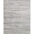 "Loloi Brandt BRA-01 Hand Loomed 11' 6"" x 15' Rectangle Rug in Silver and Stone (BRANBRA-01SISNB6F0)"