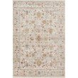 """Loloi Claire CLE-05 Traditional Power Loomed 2' 7"""" x 8' Runner Rug in Ivory and Multi (CLAECLE-05IVML2780)"""