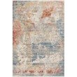 """Loloi Claire CLE-07 Traditional Power Loomed 9' 6"""" x 13' Rectangle Rug in Grey and Multi (CLAECLE-07GYML96D0)"""