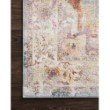 "Loloi Clara CLA-01 Transitional Power Loomed 2' 5"" x 13' Runner Rug in Sunset and Ivory (CLARCLA-01SSIV25D0)"